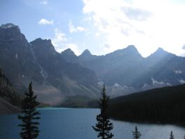 Moraine Lake by Lancerlover