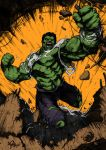 The Hulk - Flats by Michael Angelo Arbon by nocturnalgeek10