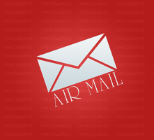AIRMAIL LOGO by panos46