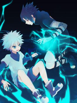 Electric Shock by yuerise