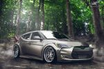 Hyundai Veloster new body kit by asoares