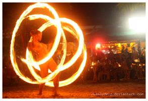 The Fire Dancer by JuinLudwig