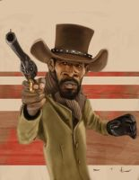 Top 10 Movies of 2012 - Django Unchained by DevonneAmos