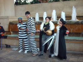 Otakon 2011 - Impel Down by Ace-the-FSMLC
