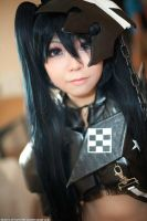 Insane Black Rock Shooter: 00 by Ototsuki