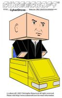 Cubeecraft - Prof X by CyberDrone