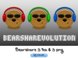 Bearshare Evolution by neo014