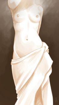 Figure Study by Lilly-moo