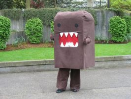 Domo by ChiChiChibi