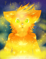 Firestar Nine Lives by invaderwolfgirl