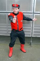 Captain Scarlet Cosplay (2) by masimage