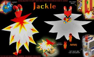 Jackle SIM - COMPLETE by sonicgirl11