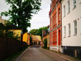 Street of Lund by SeiMissTake