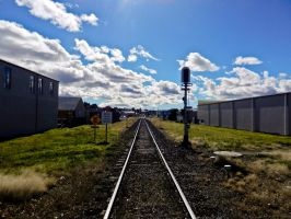Wrong Side of the Tracks by SByrnes