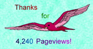 Thanks for 4,240 pageviews by Tsimsian