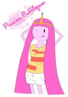 Princess Bubblegum by FuryX-4