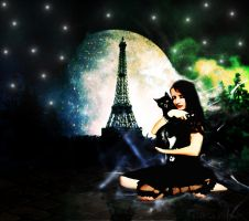 THE MAGIC OF PARIS by KerensaW