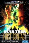 Star Trek First Contact (Sega Mega Drive) by Eurylade