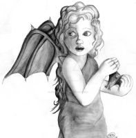Baby Succubus by ReginesArtwork