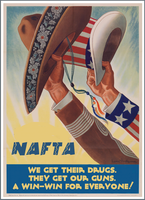 NAFTA by poasterchild