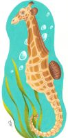 Sea Giraffe by angelfish1021