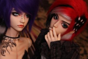 Creepy Crawlies and Cigarettes by LittlePieceOfResin