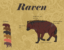 .: Sheet Raven :. by X-LadyShadow-X