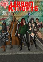 The Urban Knights by CMKook-24601