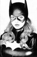 batgirl 1 by cosplayerart68