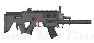X32 SMG by ThantosEdge