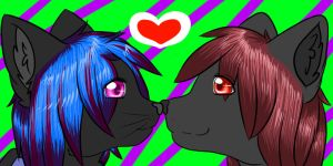 Couple gift icon by ShushiKitty