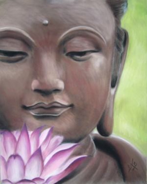 Bouddha and the Lotus
