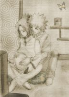 Narusasu mpreg commission by ILITIAFOREVER