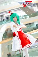 Macross Frontier - Ranka Cosplay by peNadexuong