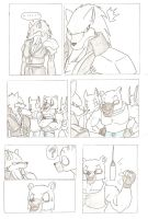 What are they saying? pt.1 by Droll3