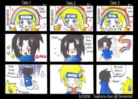 Sasuke+Rainbows:o_0 by Sephora-chan