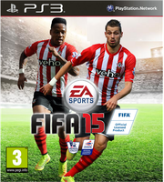 Fifa 15 Southampton PS3 Cover by TheCoverUploader