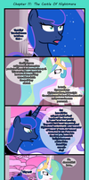 Past Sins: The Castle Of Nightmare P4 by SaturnStar14