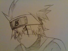 Kakashi kid by WTD-Q8