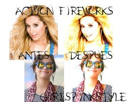 action fireworks photoshop by GirlsPinkStyle