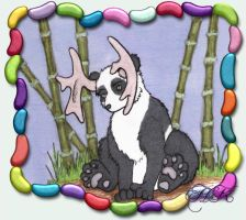 Pandamoose of Jellybeans by Anathema-Maranatha