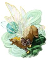 Aquarius: The Bear by ZodionGraphics