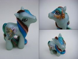 My Little Pony Custom Perot by eponyart