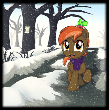 The winter Button by VulfixEVEn