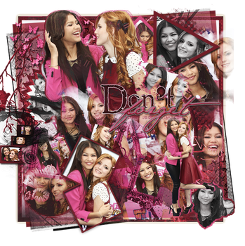 Zendaya and Bella |Don't Forget| by Martha-JB