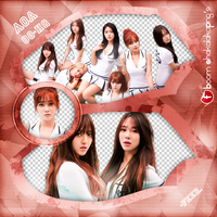 +Pack Png|AOA by KarmaButterflyLove