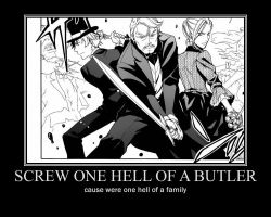 Screw One Hell of a Butler by deathgirl88