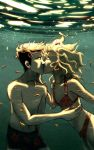 Just Another Underwater Kiss by WanderingLola