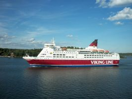 Epic Ferry in Baltics Seas by Twilightgothictribal
