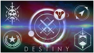 Bungie's Destiny Icon Remix by TDProductionStudios